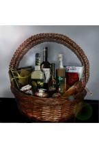 Komplette Christmas basket