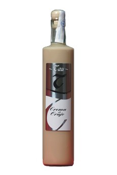 TAU ORUJO CREMA 700ML 15% VOL