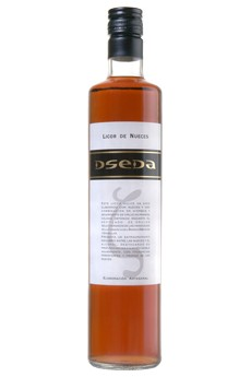 DSEDA 700ML DE LICOR DE NOZ 25% VOL.