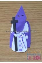 Papón Leonés Blanc et violet