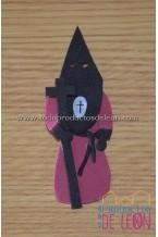 Papón Leonés Borgonha e preto
