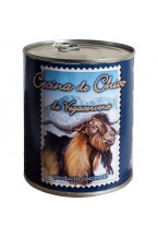 TIN OF GOAT CANNED 1KG TAVITO CECINA