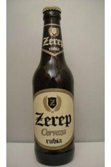 "CERVEZA RUBIA ""ZEREP"""