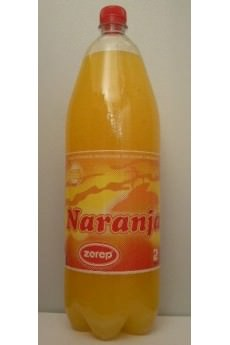 REFRESCOS NARANJA PET 1L BUTANO 12 BOTELLAS